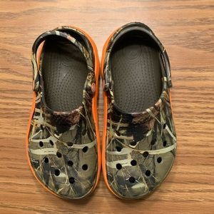 Crocs | Camo Clogs, 12/13